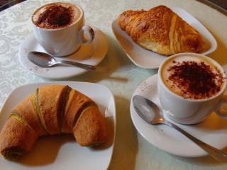 Французский круассан впервые был испечен в Вене