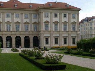 Обновление венского дворца Лихтенштейн