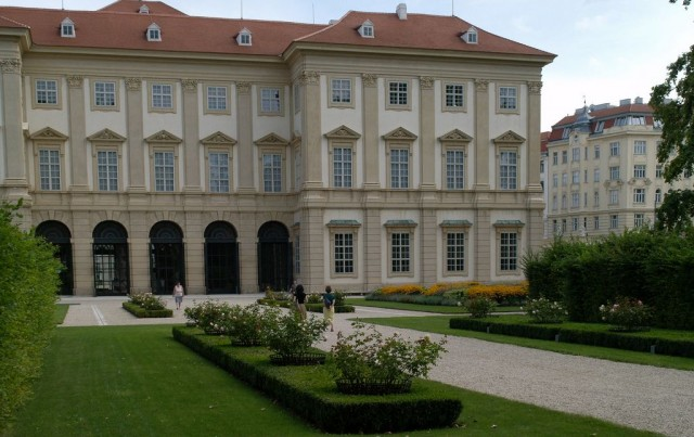 Дворец-музей князей Лихтенштейн в Вене (Palais Liechtenstein)