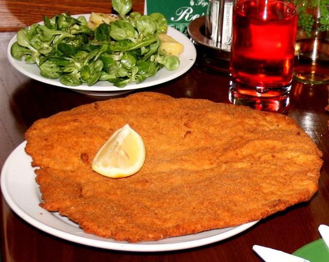 Венский шницель (Wiener Schnitzel)