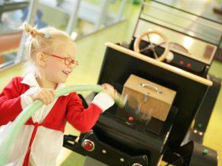 Вена: музеи к детей
