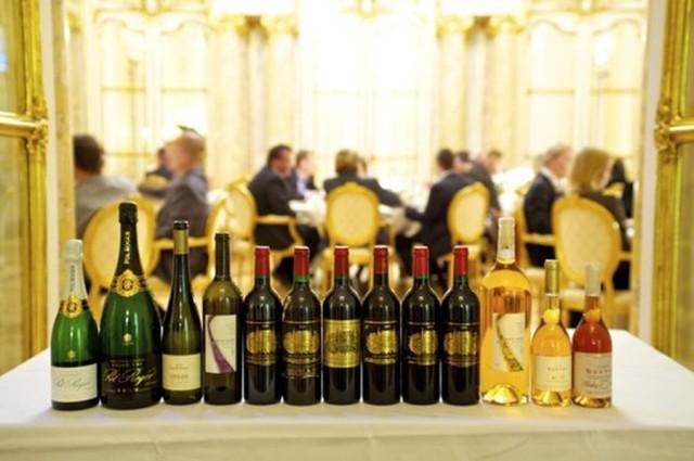 Мировой фестиваль вина (Weltweinfestival)