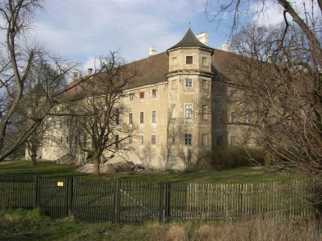 Замок Петронель (Schloss Petronell)