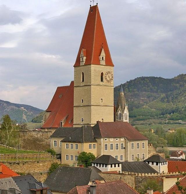 Вайсенкирхен-ин-дер-Вахау (Weißenkirchen in der Wachau)