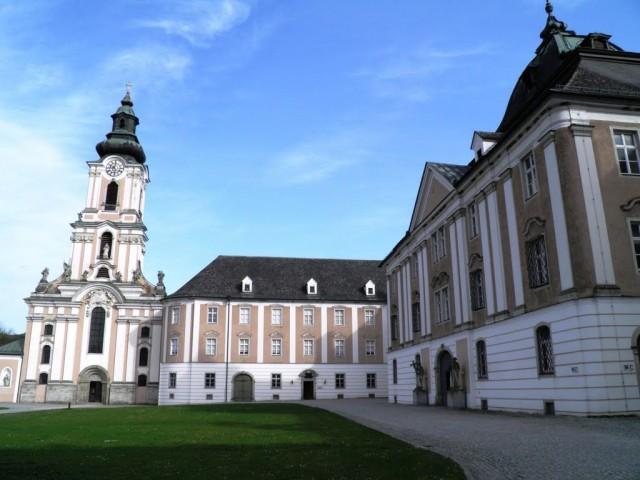 Монастырь Вильхеринг (Wilhering Abbey)