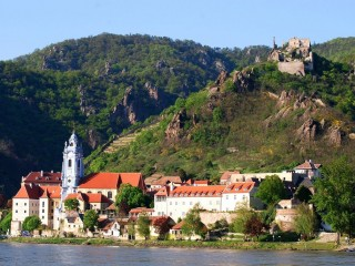 Город-крепость Дюрнштайн
