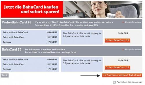 Инструкция по покупке билетов Deutsche Bahn 1