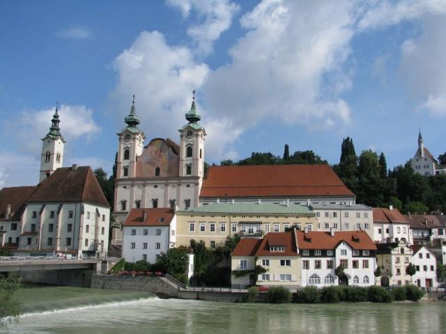 Город Штайр (Steyr)