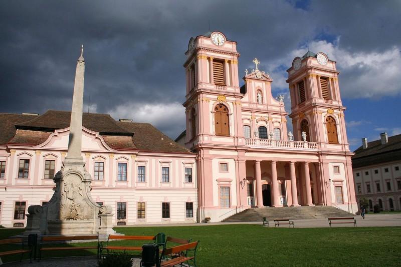 Монастырь Гёттвайг (Stift Göttweig)