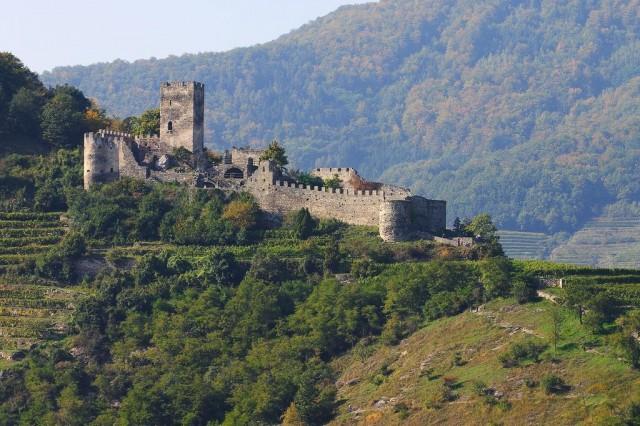 Руины замка Хинтерхаус (Ruine Hinterhaus)