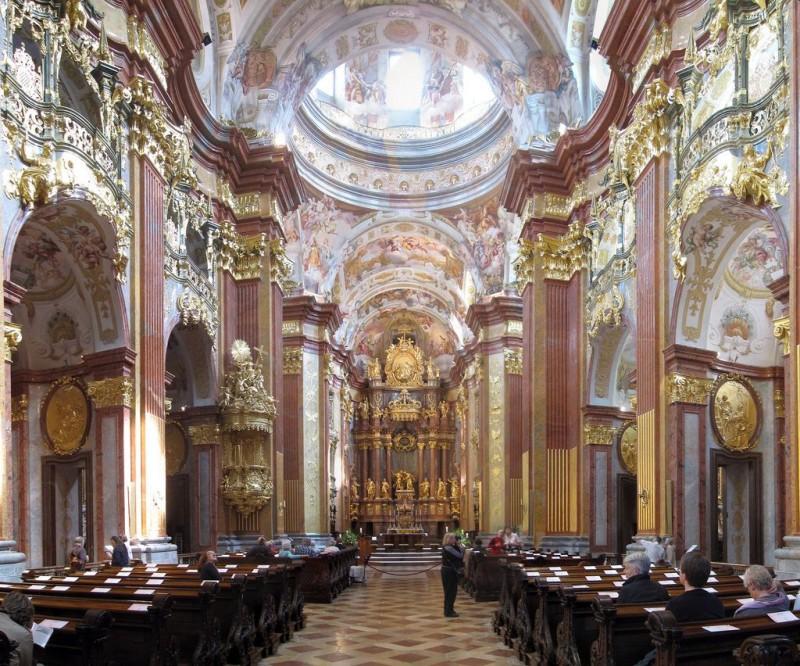Церковь монастыря