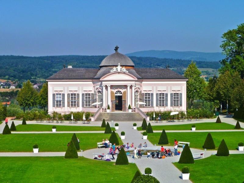 Монастырский парк
