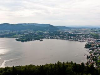 Гмунден. Озерный замок Орт