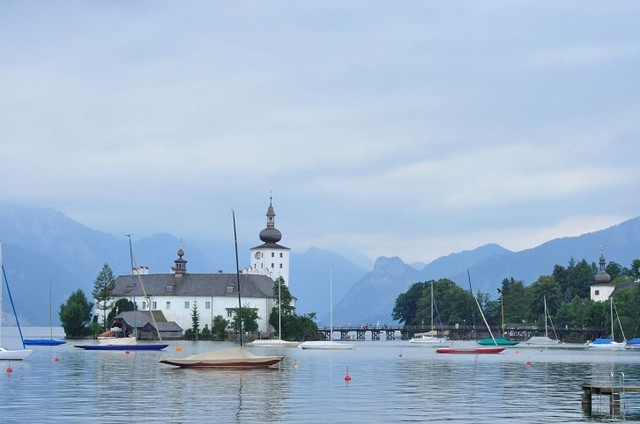 Дворец Орт (Schloss Ort)