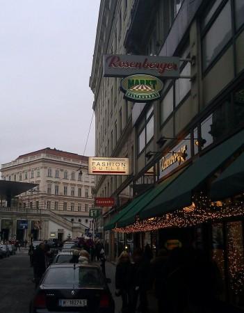 Ресторан «Розенбергер» (Rosenberger)