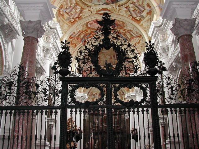 Монастырь Святого Флориана (Stift St. Florian)