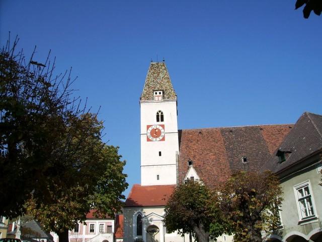 Пфаркирхе (Pfarrkirche)