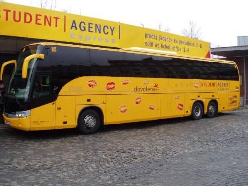 Автобус из Праги  Прага – Вена