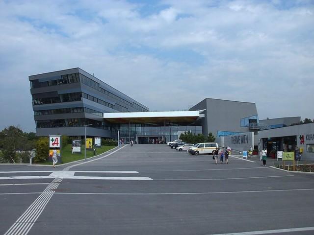 Термальный комплекс Therme Wien