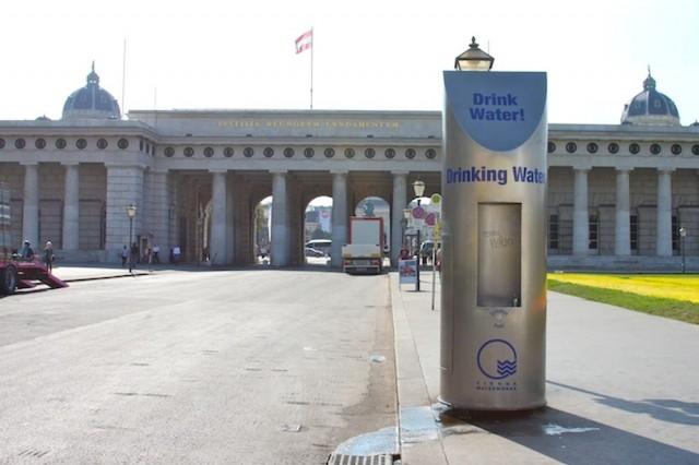 Венская вода – самая чистая городская вода в мире