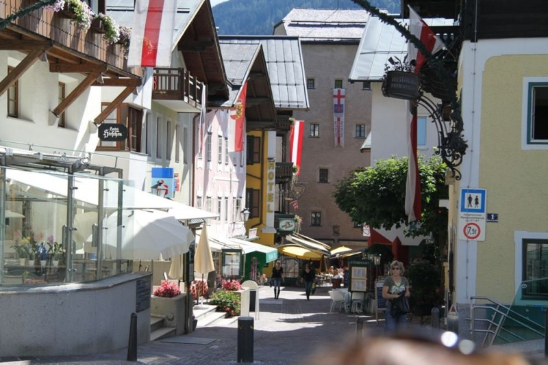 Целль-ам-Зее (Zell am See)