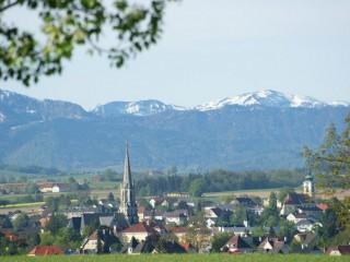 Бад Халль, курорт Австрии