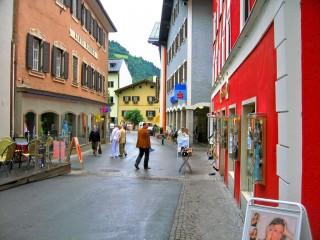 Бад Хофгастайн, курорт Австрии