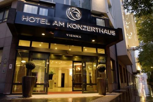 Hotel am Konzerthaus ****