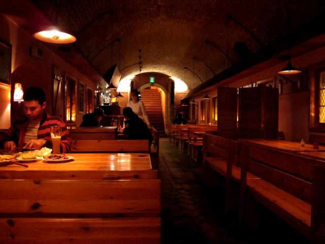 Ресторан «Ribs of Vienna»
