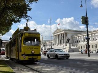 Экскурсионный трамвай по Рингу