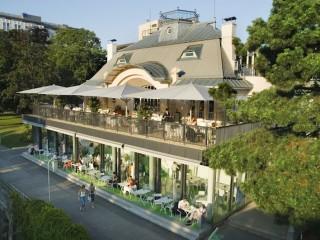 Ресторан Steirereck в Вене