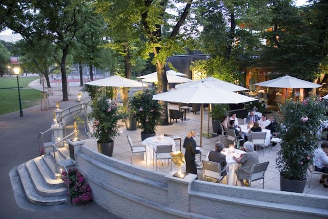 Ресторан Steirereck (Restaurant Steirereck im Stadtpark)
