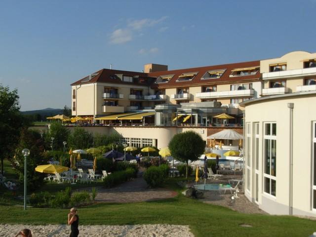 Курорт Бад-Тацмансдорф (Bad Tatzmannsdorf)