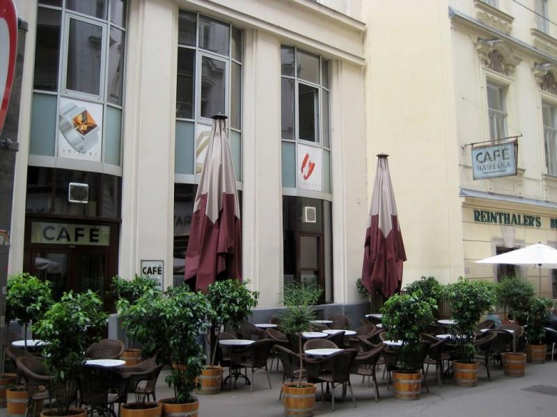 Кафе «Гавелка» (Café Hawelka)