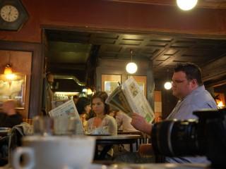 Кафе Гавелка в Вене