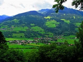 Бад Гастайн, курорт Австрии