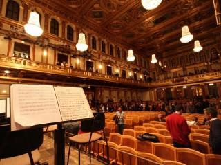 Венское музыкальное скопление — сам по мнению себе с лучших концертных залов мира
