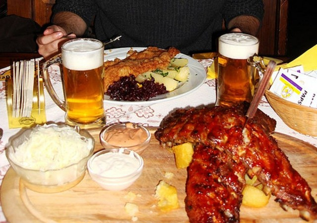 Ресторан «Ribs of Vienna»