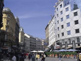 Площадь Шток-им-Aйзен-Плац, Вена
