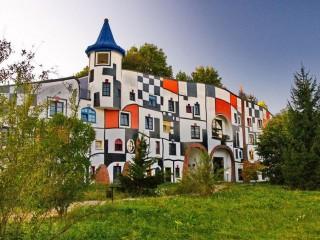 Бад Блюмау, курорт Австрии