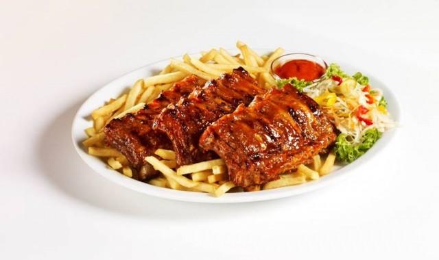 Описание блюд ресторане