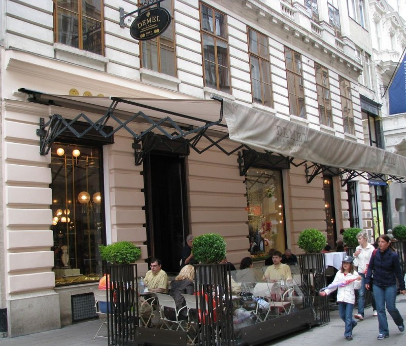 "Кафе ""Демель"" (Demel Cafe)"