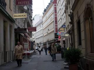 Улица Доротеергассе