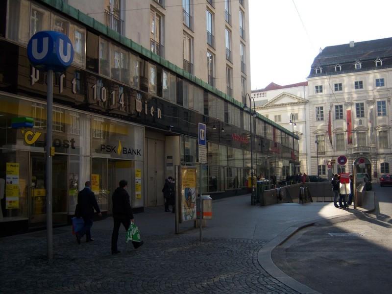 Улица Херренгассе (Herrengasse)