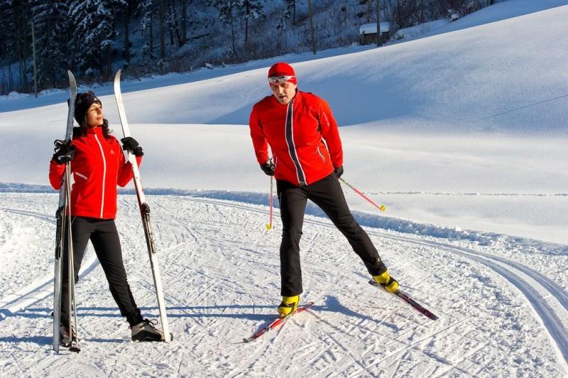 Катаемся на лыжах в Бад Кляйнкирххайм (Bad Kleinkirchheim)