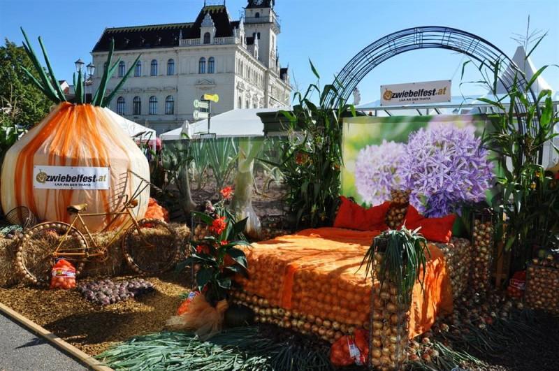 Луковый фестиваль