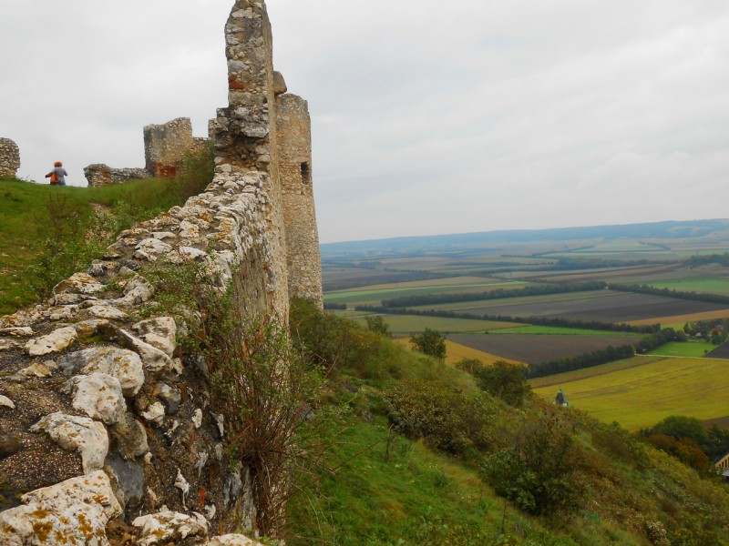 Развалины крепости Штаатц