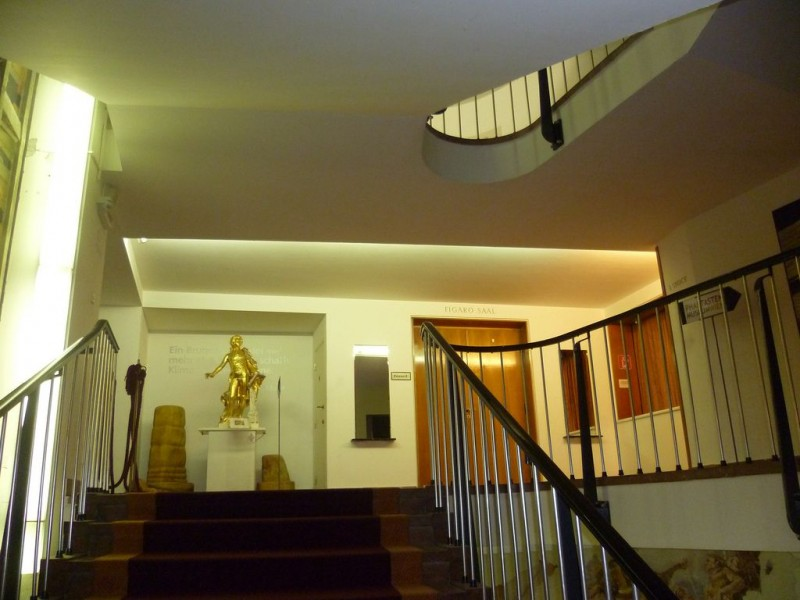 Дворец Пальфи (Palais Pálffy)