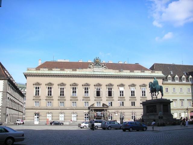Дворец Паллавичини (Palais Pallavicini)