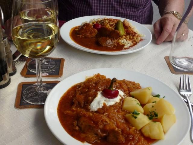 Кафе-ресторан «Гуляшмузеум» (Cafe-Restaurant Gulaschmuseum)
